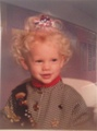 taylor as a baby