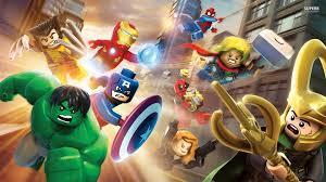 the avengers lego