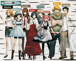 The Steins;Gate Gang