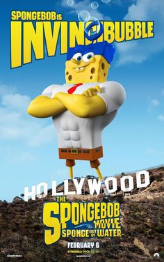 the ivincible sponge