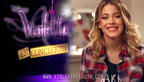Violetta wallpaper containing a portrait called violetta enconcierto