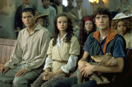 Dinotopia Cast and Characters | TV Guide
