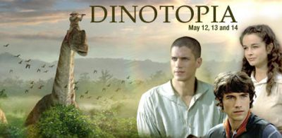 Wentworth Miller Hintergrund probably containing a live oak and a portrait entitled wentworth miller -dinotopia