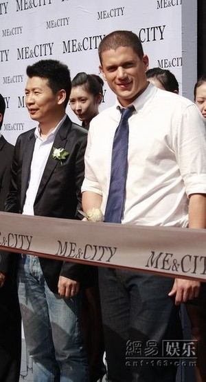 wentworth miller-me and city