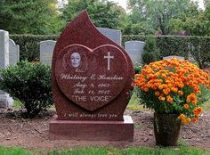 beroemdheden who died young achtergrond entitled whitney houston grave