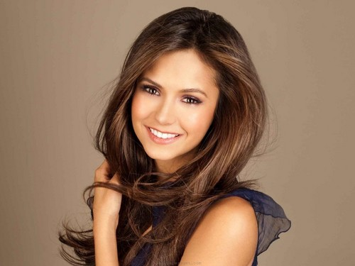 Nina Dobrev wolpeyper containing a portrait and attractiveness called <3 Beautiful Nina <3