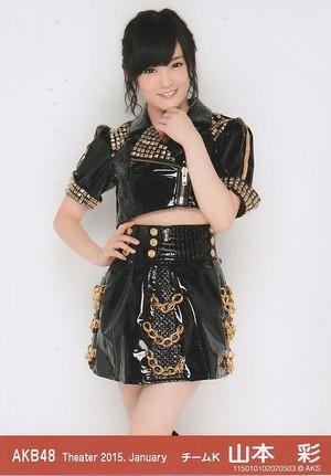 山本彩 - AKB48 2015