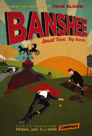'Banshee' Poster ~ Season 1
