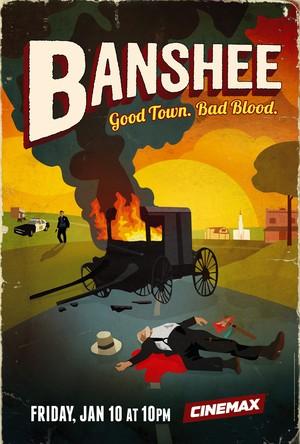 'Banshee' Poster ~ Season 2