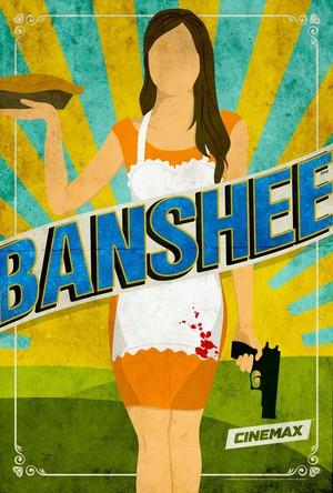 'Banshee' Season 2 Comic-Con Poster ~ Carrie Hopewell