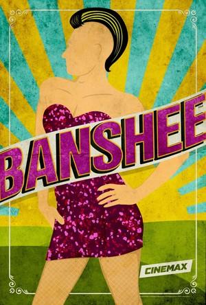 'Banshee' Season 2 Comic-Con Poster ~ Job