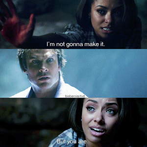 Bonnie and Damon || Sacrifice