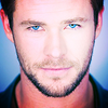 Chris Hemsworth foto with a portrait called Chris