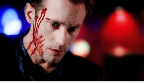 True Blood wallpaper probably with a portrait entitled                    Eric