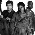 'FourFiveSeconds' cover - rihanna photo