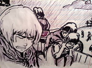 """He didn't have to die like that!"" SNK Storyboard Pics"