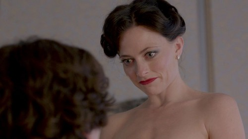 Sherlock wallpaper with a portrait and skin titled ◘•Irene Adler•◘