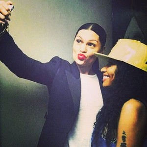 Jessie J and Nikki