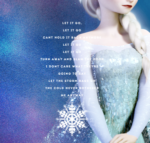 ❧Let it Go