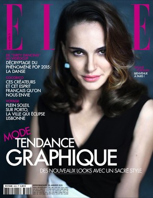 Mathieu Cesar for ELLE France (December 2014)