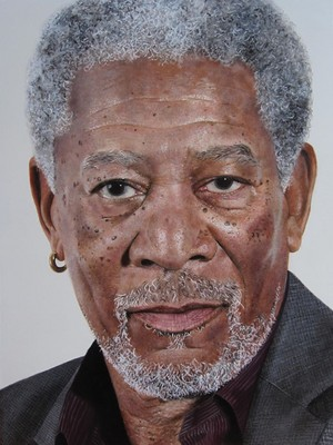 """Morgan Freeman"""