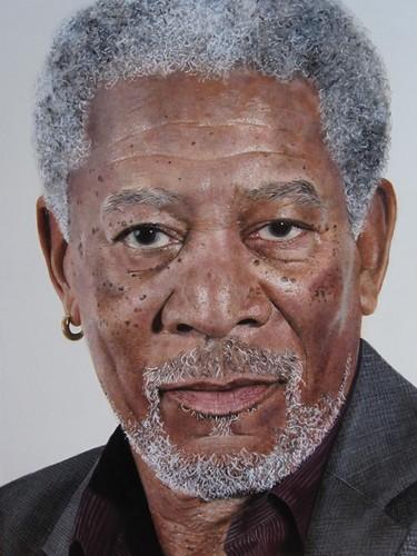 "morgan Freeman karatasi la kupamba ukuta called ""Morgan Freeman"""