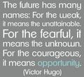 The Future... - quotes photo