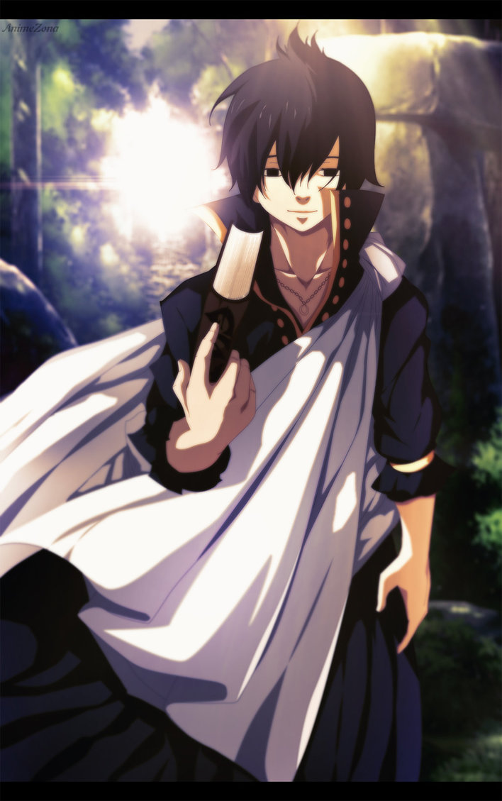 *Zeref Makes His Appearance*