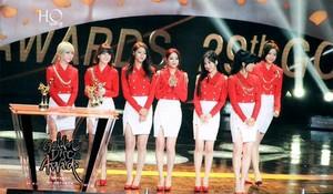 150114 AOA 29th Golden Disk Awards