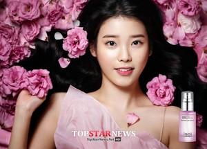 150202 IU for 아이소이 (isoi) cosmetics. Ultra HD سے طرف کی TopstarNews.Net