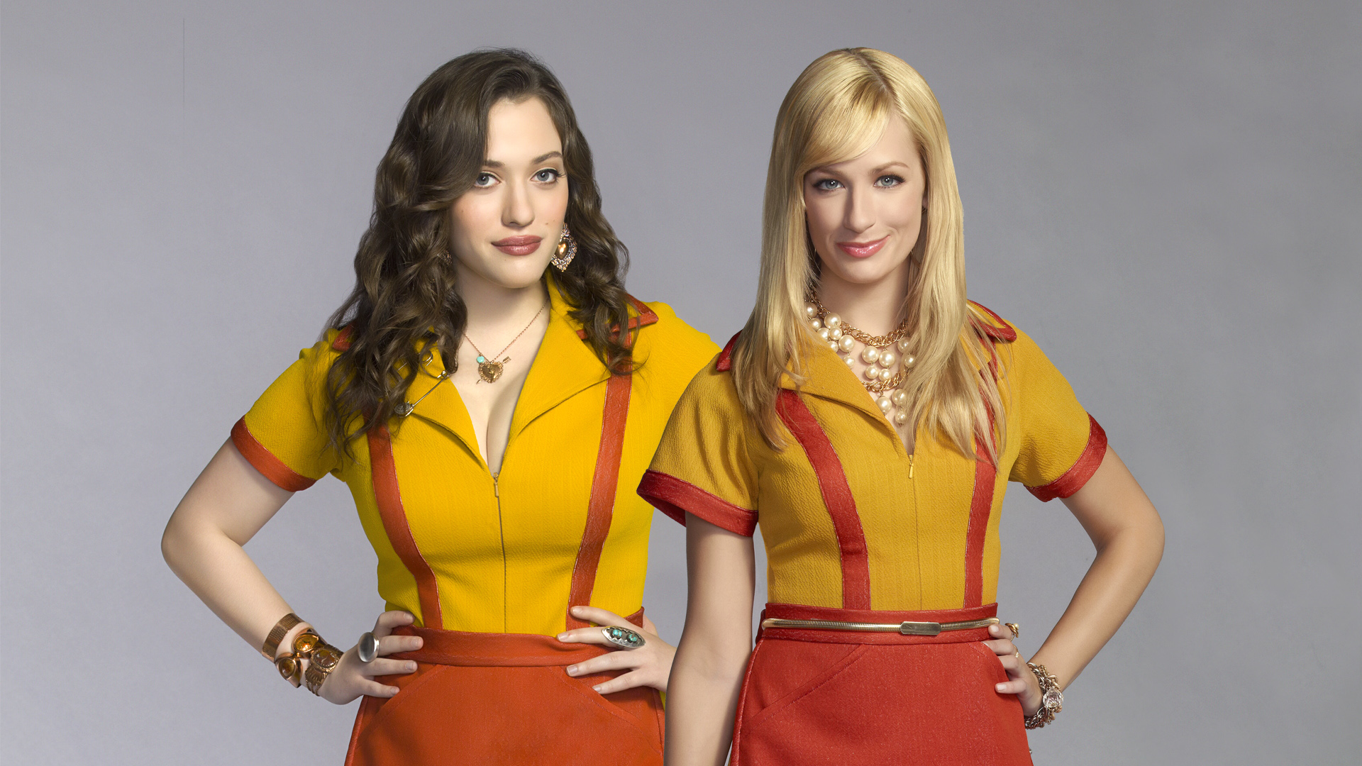 2 Broke Girls Images HD Wallpaper And Background Photos