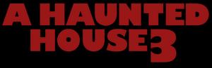 A Haunted House 3 logo