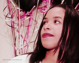 Aaliyah interview at The Apollo ~ January, 1995 ♥