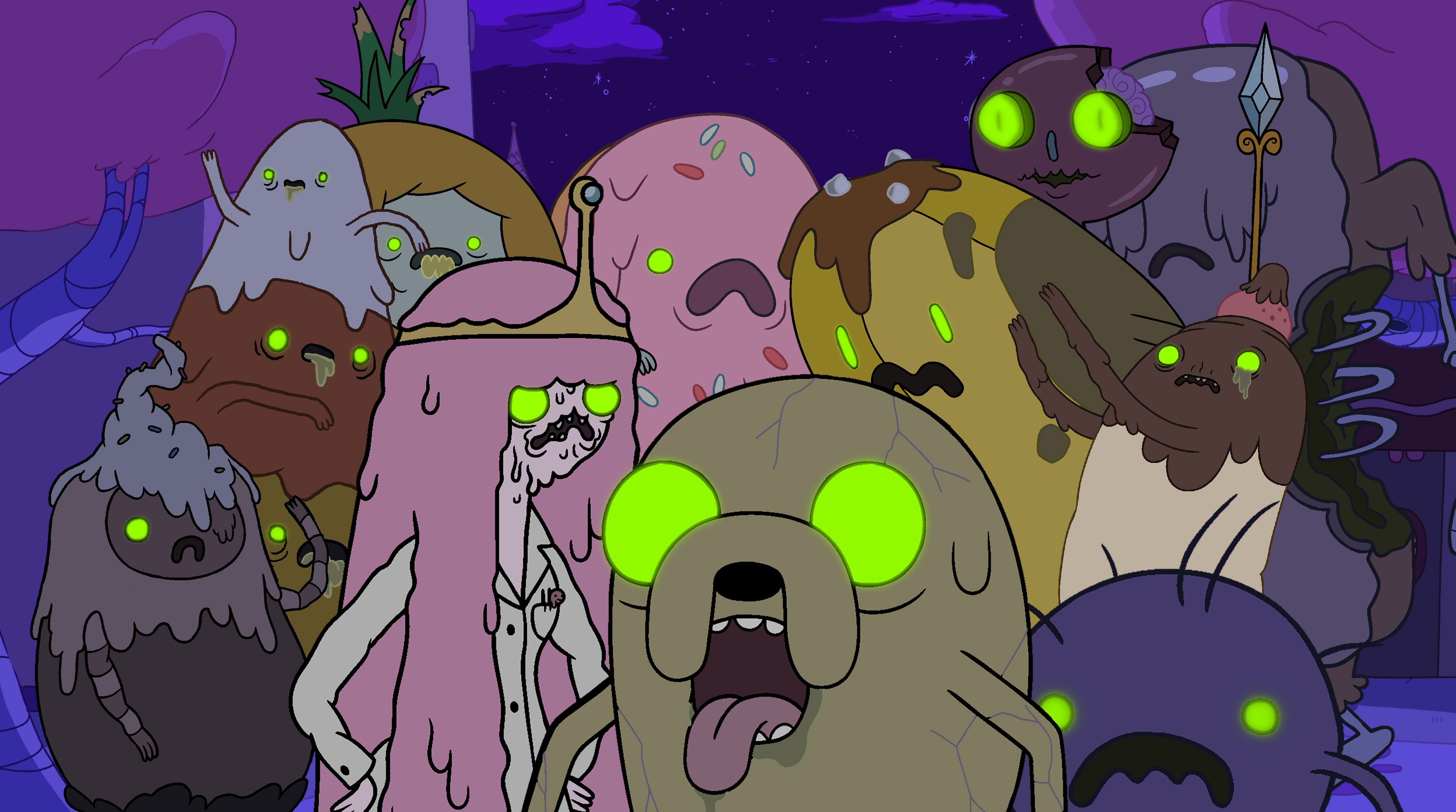 Adventure Time Zombies