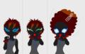 Afro {Rin Elder Identity} - sonic-fan-characters photo
