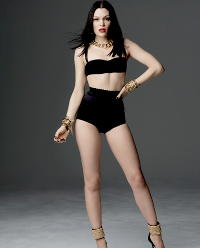 Jessie J wallpaper probably with a bustier, attractiveness, and a pakaian renang, baju renang titled Album Artwork