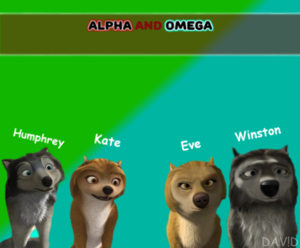 Alpha and Omega: Family pictrue