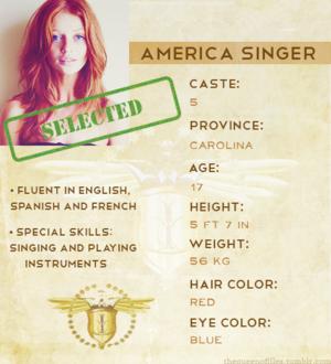 America Singer
