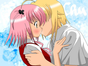Amu and Tadase