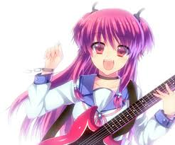 Angel Beats YUI!~