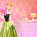 Anna icon   - disney-princess icon