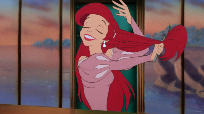 little mermaid psychological disorders