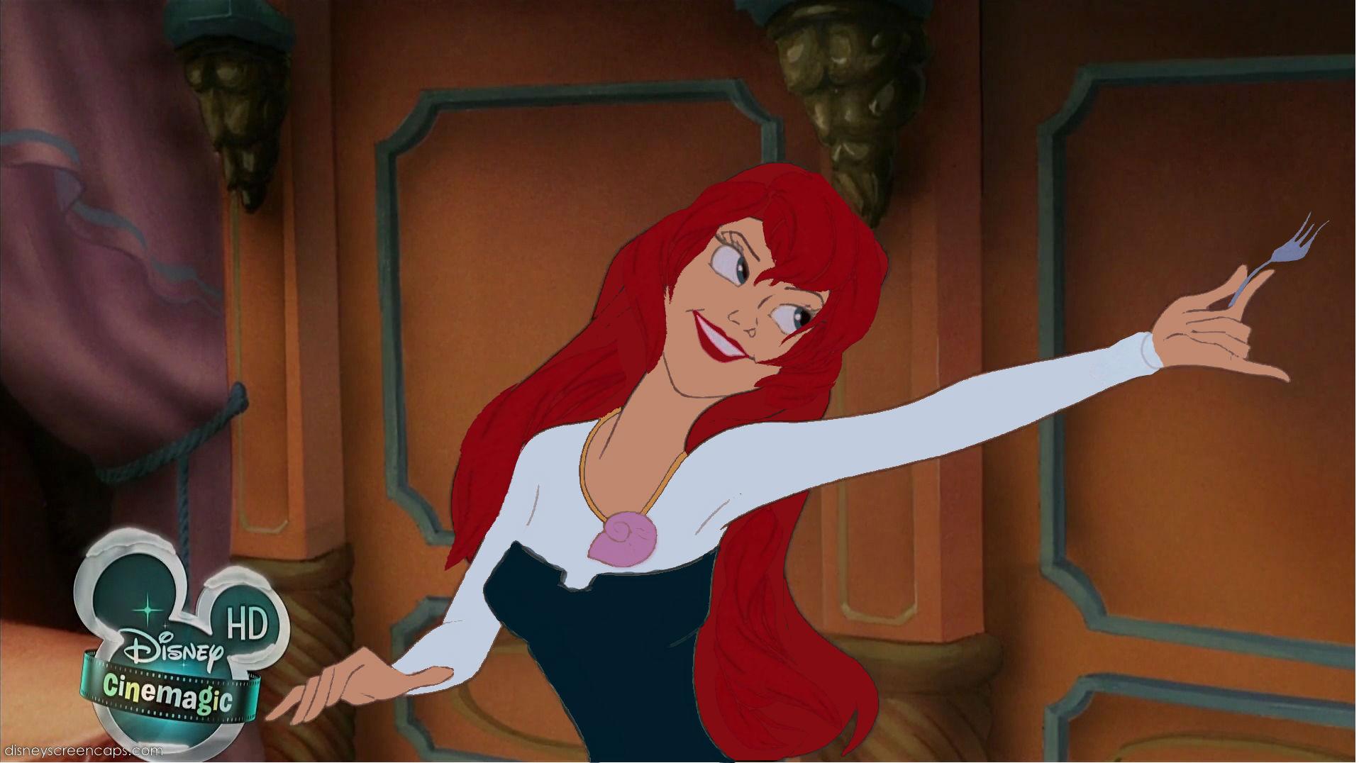 Ariel's Make-Over