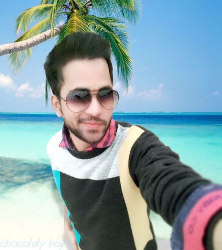 Emo Boys wallpaper with an oceanfront, a beach house, and a beach entitled Armaan joy