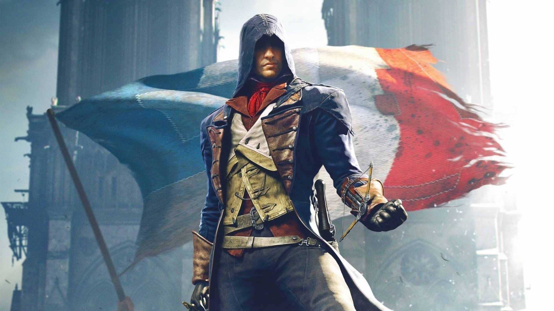 Assassins Creed Franchise Fond D