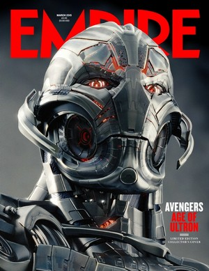 Avengers: Age Of Ultron - Empire Magazine Cover