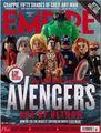 Avengers: Age of Ultron - LEGO Empire Magazine Cover - lego photo