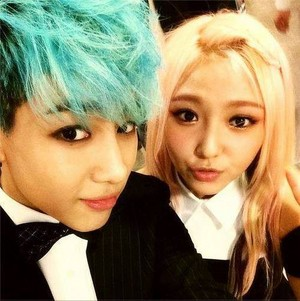 Bambam and min hotties❤ ❥