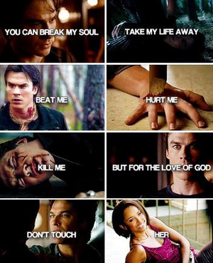 Bamon || Don't touch her