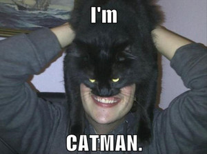 배트맨 Catman